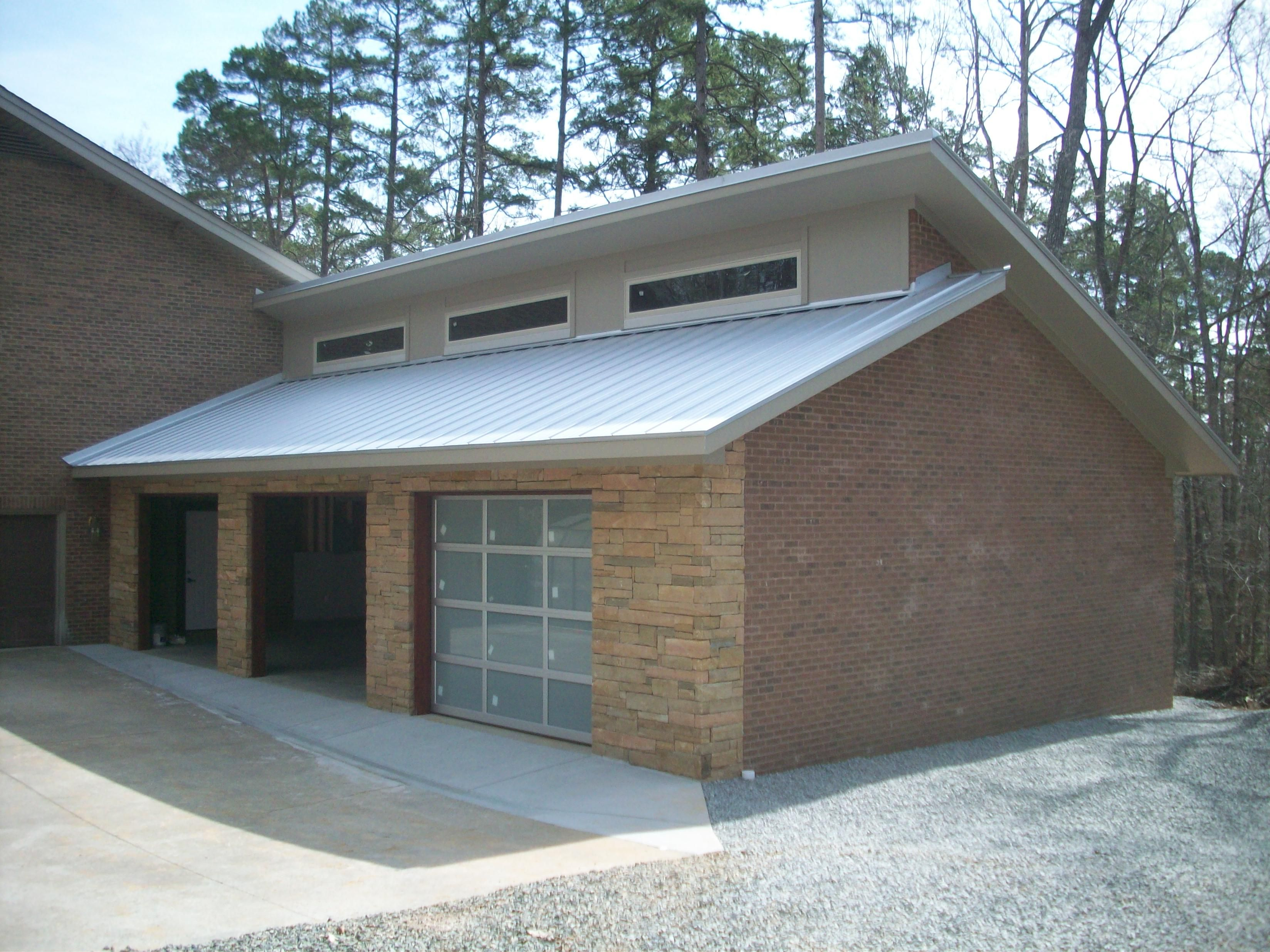 Garage clerestory windows google search garage the for House plans with clerestory windows