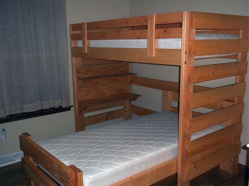 Low Loft Twin Over Twin L Shaped Bunk Beds Bunk Bed Plans Bunk