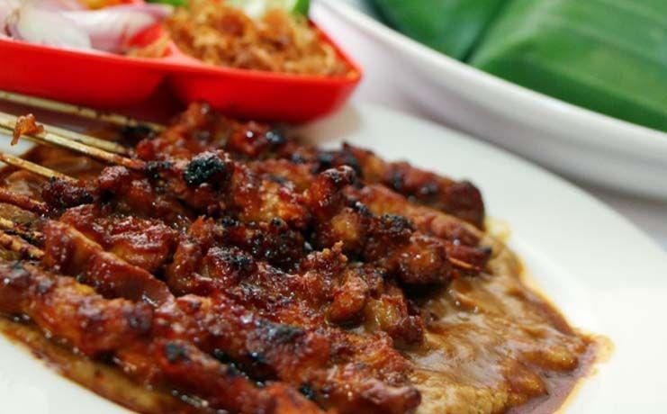 Resep Sate Ayam Madura Mantap Betul Makanan Resep Nutrisi