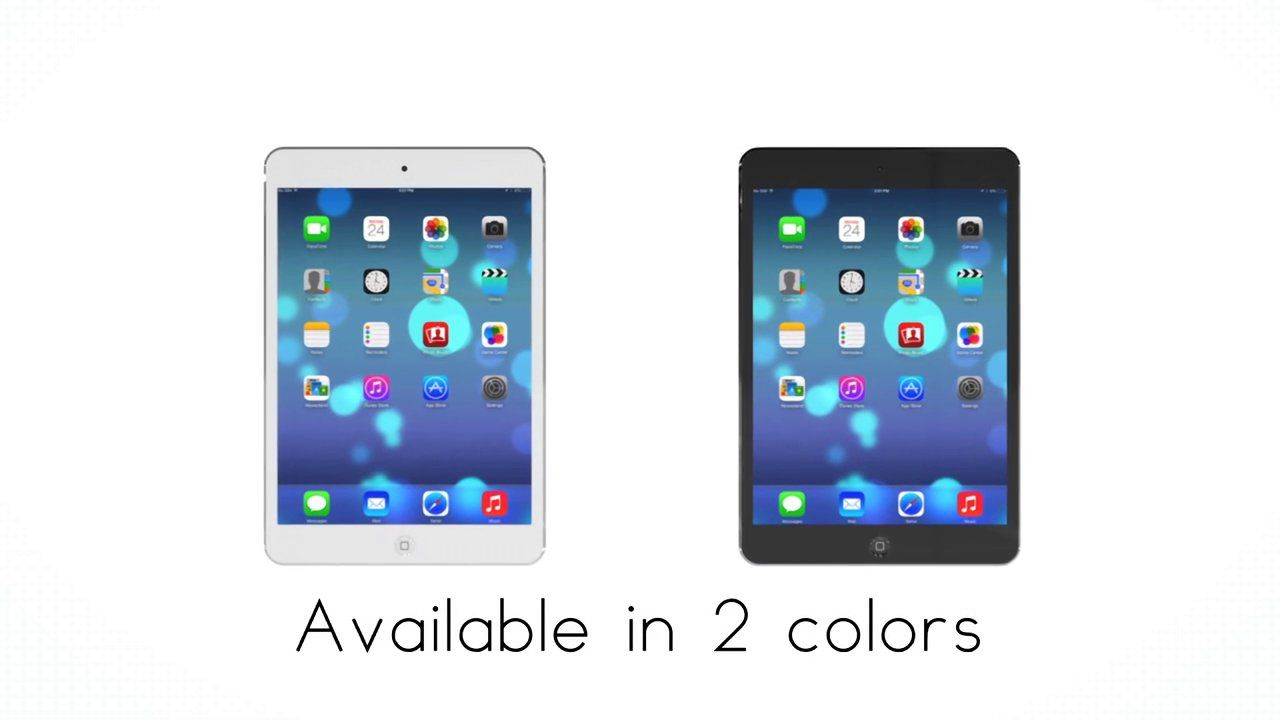 Apple iPad Mini 2 3D models for Video Copilot's Element 3D. Product Link: http://store.cgduck.pro/element-3d/apple-ipad-mini-2-e3d.html