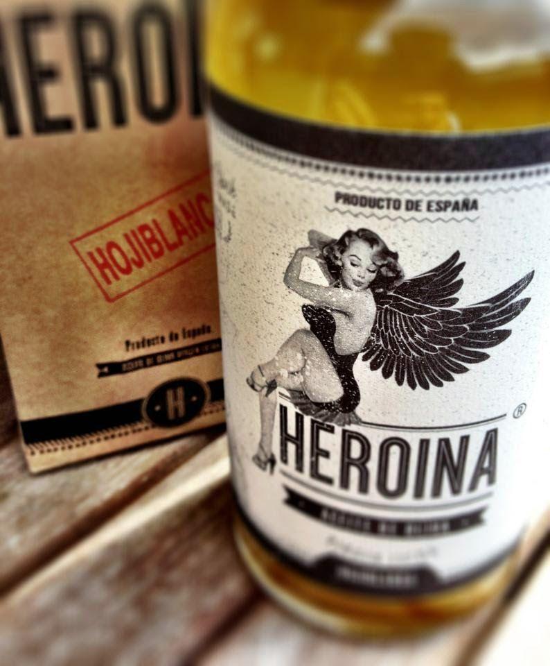 El Alma del Vino.: Gastronomía : AOVE Heroina Hojiblanca.