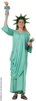 Statue Of Liberty Adult Costume  $20.21