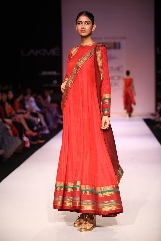 Shruti Sancheti - Lakme Fashion Week Winter/Festive 2013