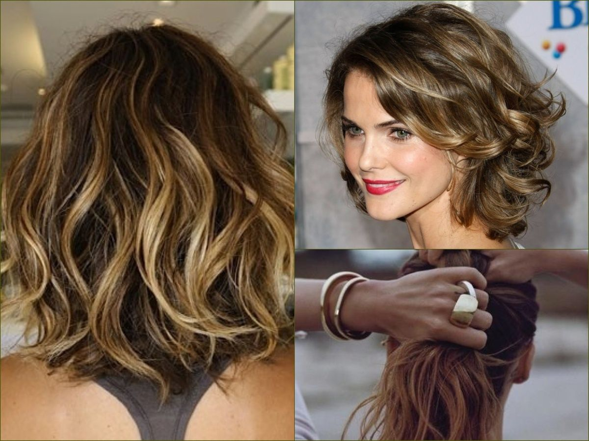 1000 Ideas About Balayage Cheveux Courts On Pinterest Balayage