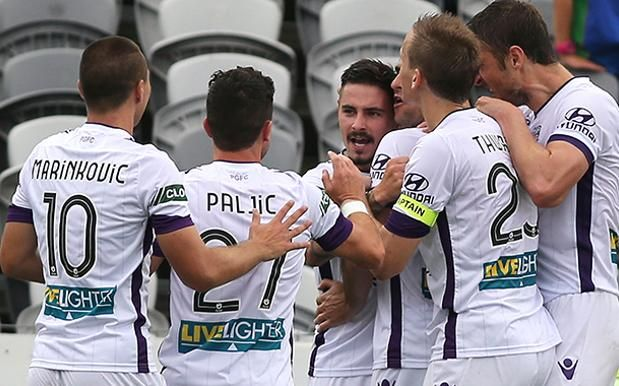 Perth Glory Booted From The A-League Finals Over Salary Cap Breaches Perth Glory  #PerthGlory