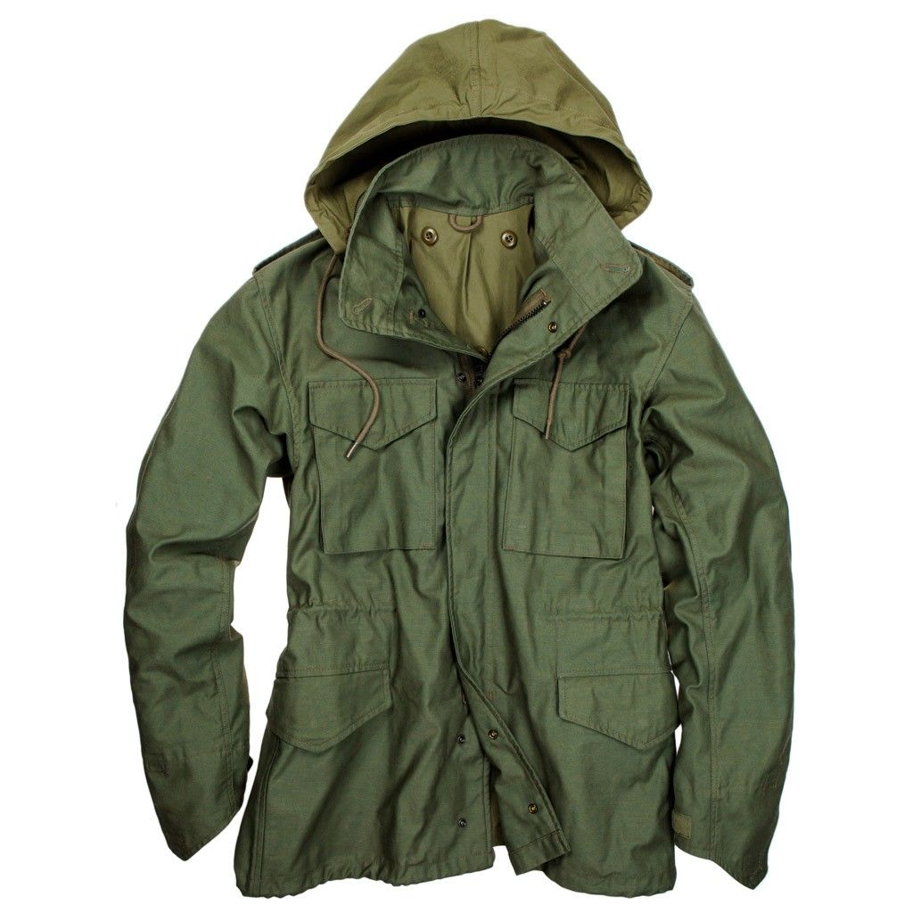 M-65 Field Jacket and Liner - Cockpit USA | Fashion | Pinterest ...