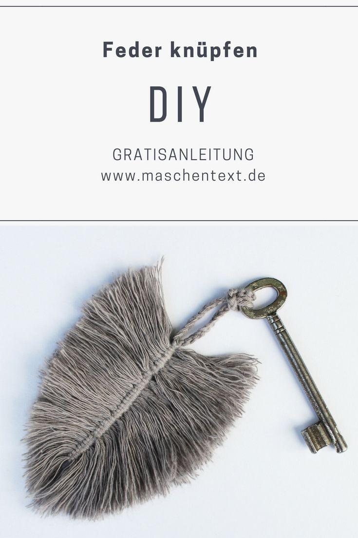 Photo of Anleitung: Wie man eine Feder bindet