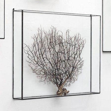 1012TERRA Hanging Frame daicoro 大衣 (Handmade) Green Pinterest