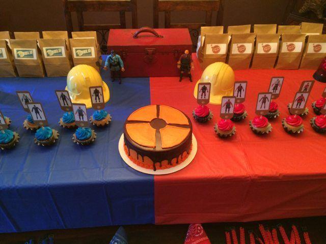 Gabe's Team Fortress 2 Birthday
