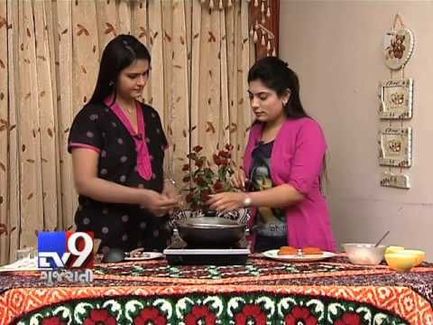 Handwa Cups & Kashmiri Pink Tea For more videos go to  http://www.youtube.com/gujarattv9  Like us on Facebook at https://www.facebook.com/tv9gujarati Follow us on Twitter at https://twitter.com/Tv9Gujarat