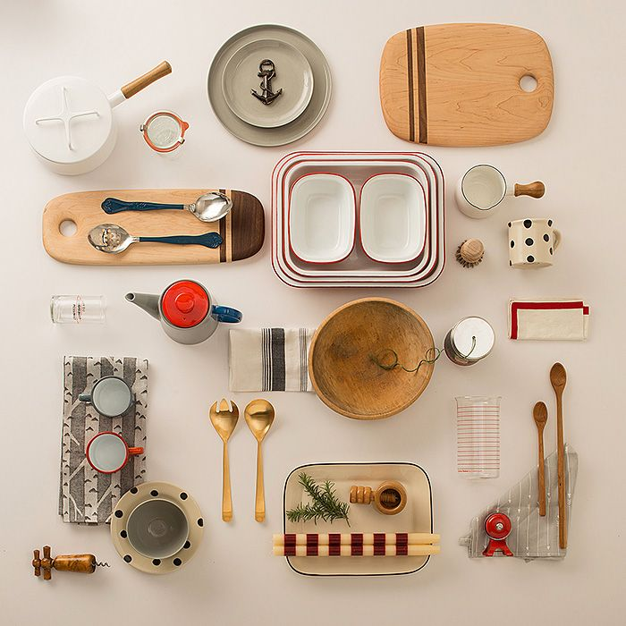 Kitchen Essentials read about naturally fit agency, the one who teamed up with