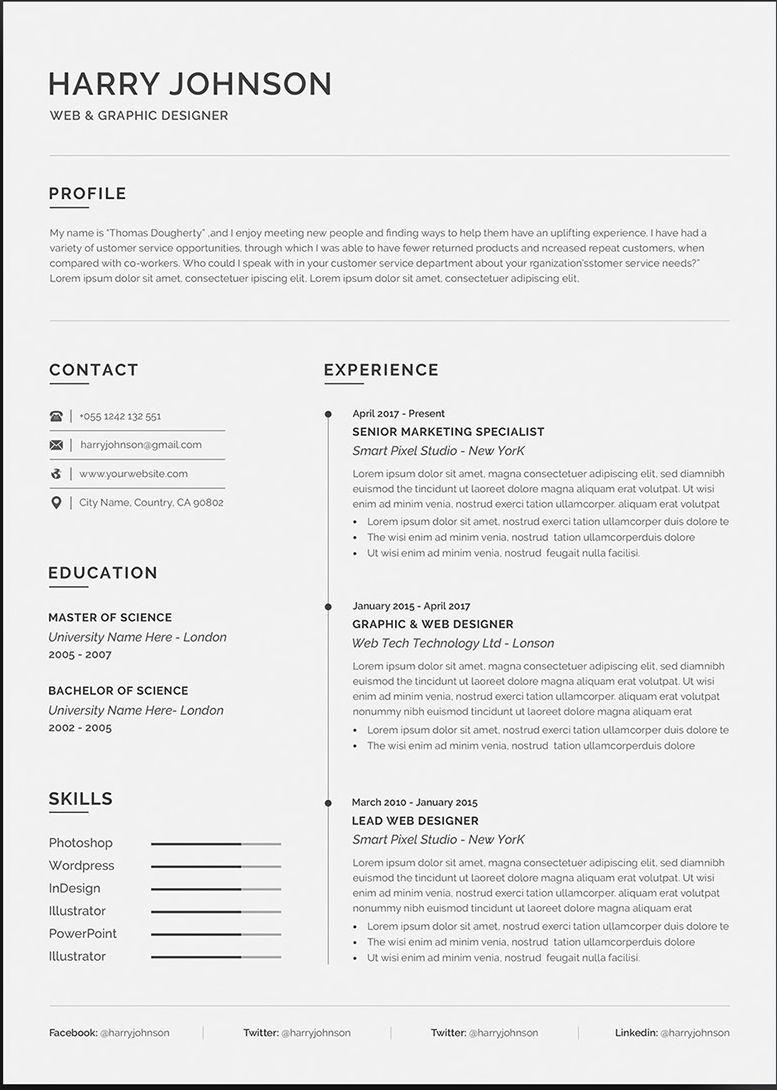 13+ Online resume template maker Resume Examples