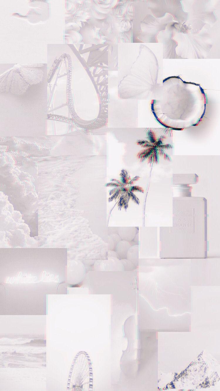Cute Aesthetic White Wallpaper Background Xluna045 Aesthetic Iphone Wallpaper Abstract Wallpaper White Aesthetic