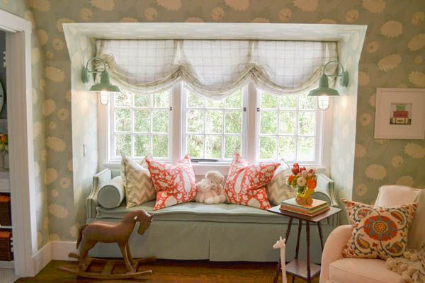 The 2014 Pasadena Showcase House Cottage Bedroom Decor