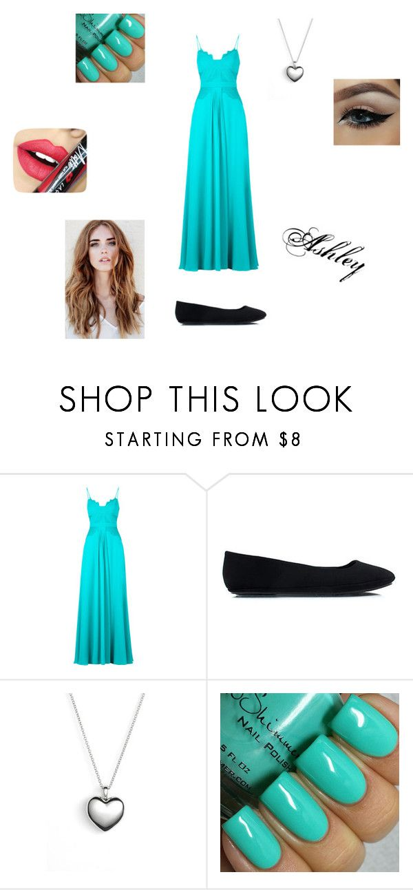 """Ashley"" by iceskates4 ❤ liked on Polyvore featuring BCBGMAXAZRIA, Pandora, Fiebiger, women's clothing, women, female, woman, misses and juniors"