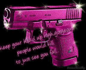 pink guns - Google Search