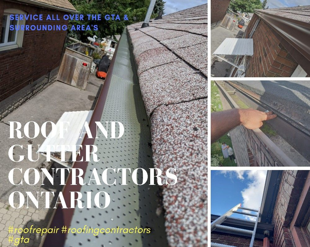 Best Roofing and Gutter Contractors in Mississauga & GTA ...