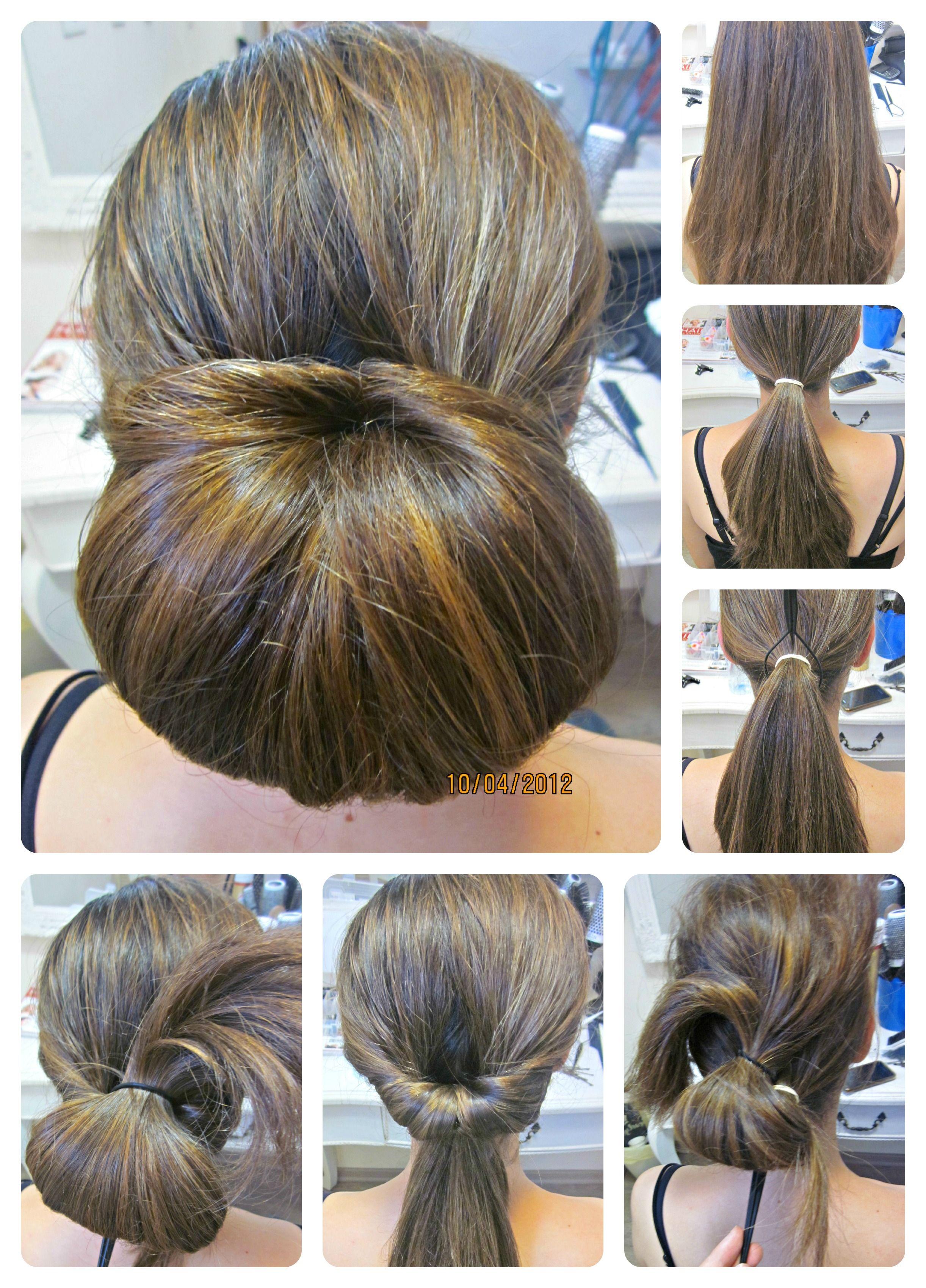 easy elegant updo | hair & beauty & nails | hair styles
