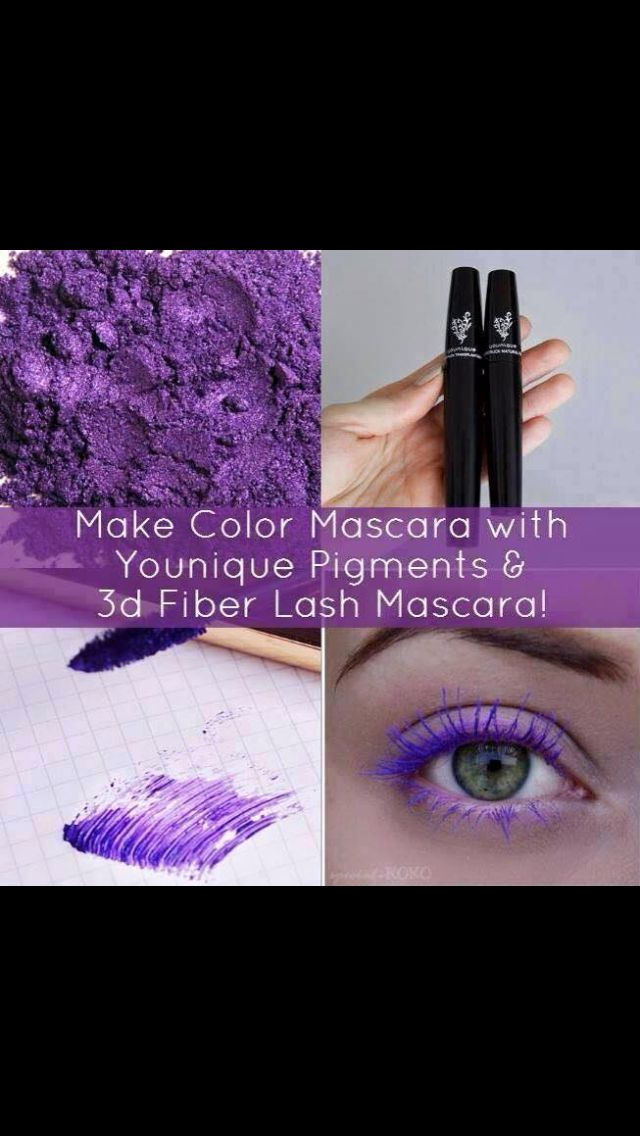 younique just keeps giving and it's all 100% natural I'm in