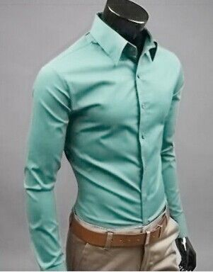 964f48ab0441 Mens Shirt Long Sleeve Brand Clothing Man Dress Long Sleeve Shirts Cotton  Spring Fashion Men Casual