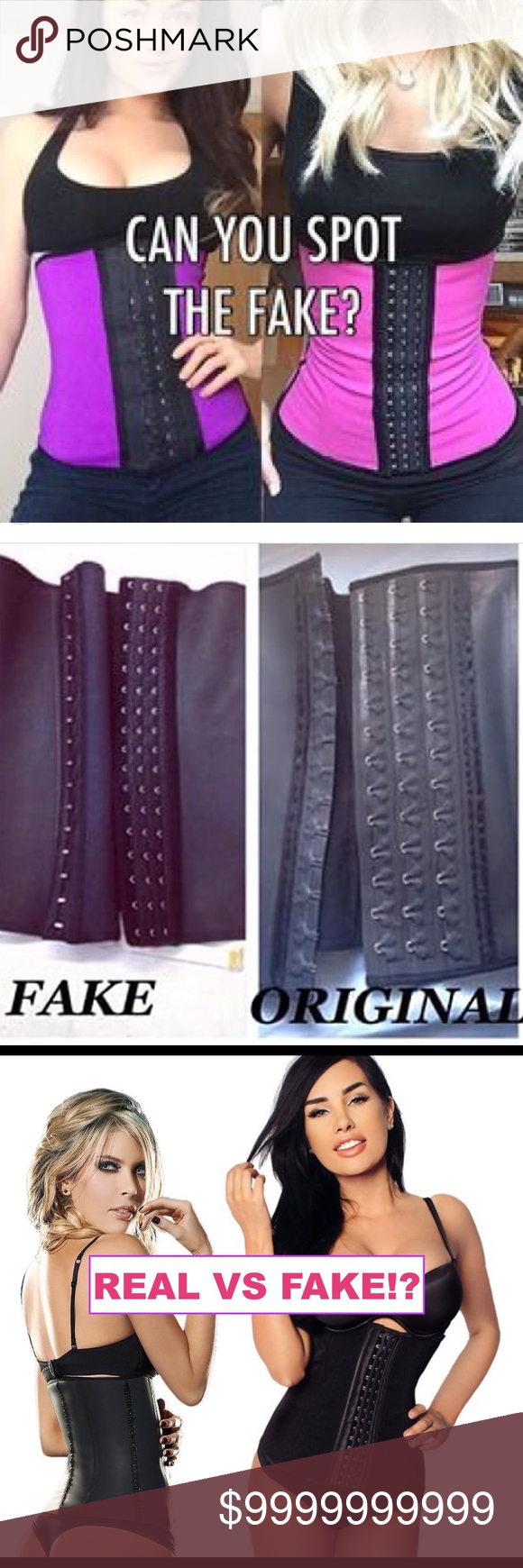 636daef6fa4 Why Choose 100% Colombian Waist Trainer vs Chinese Many consumers don t  realize that there s an epidemic of FAKE Waist Trainers flooding our market  until ...
