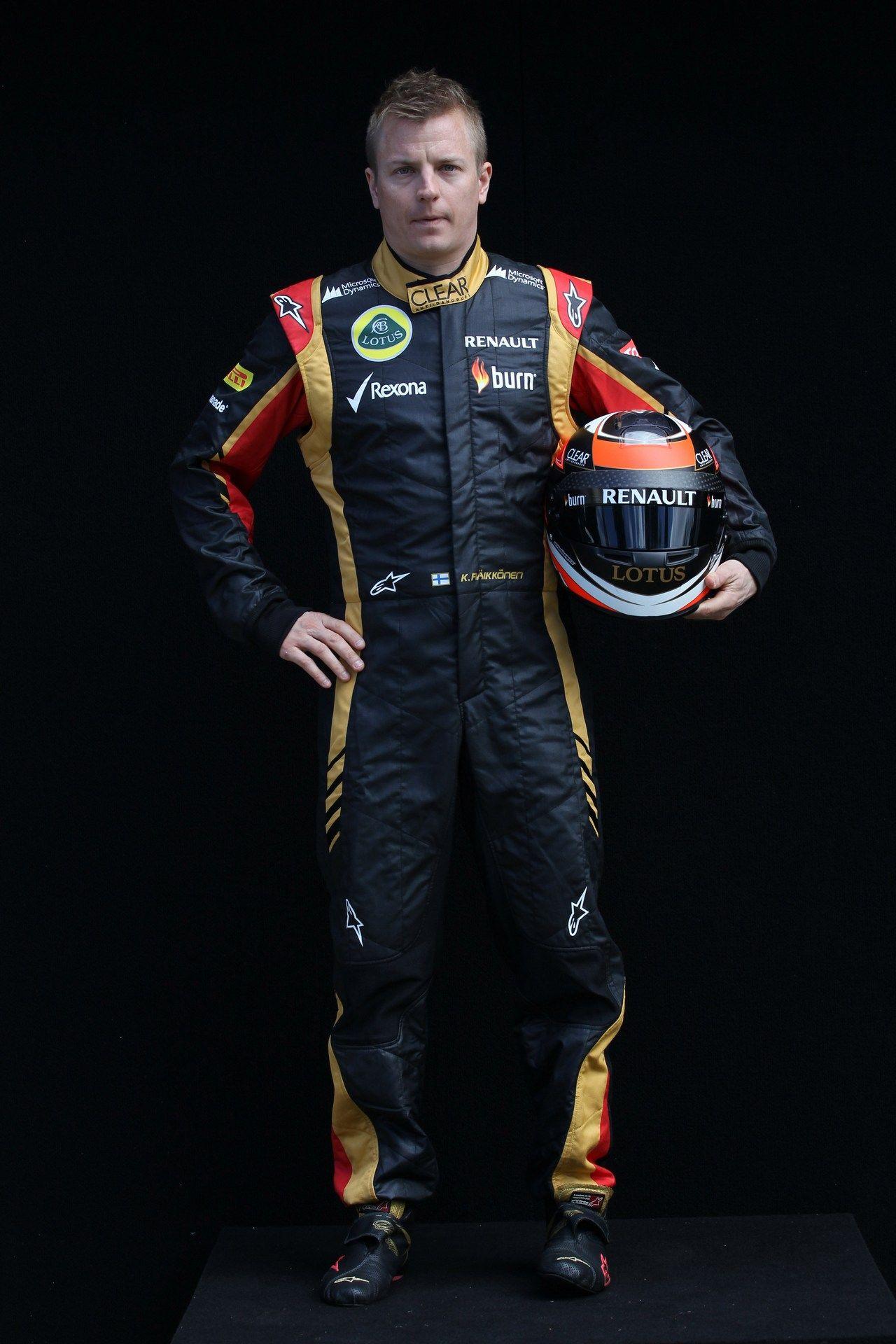 Round 1, Rolex Australian Grand Prix 2013, Preparation, #7 Kimi Raikkonen (FIN), Driver, Lotus F1 Team