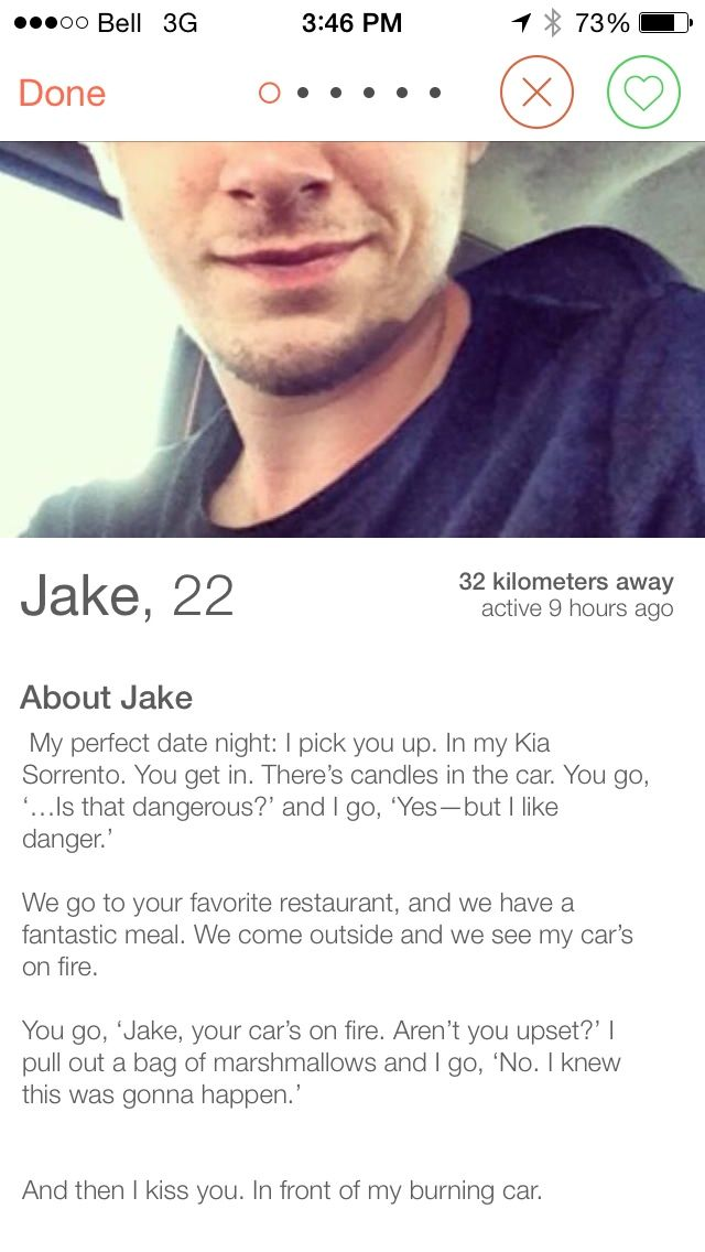 funniest dating profiles examples