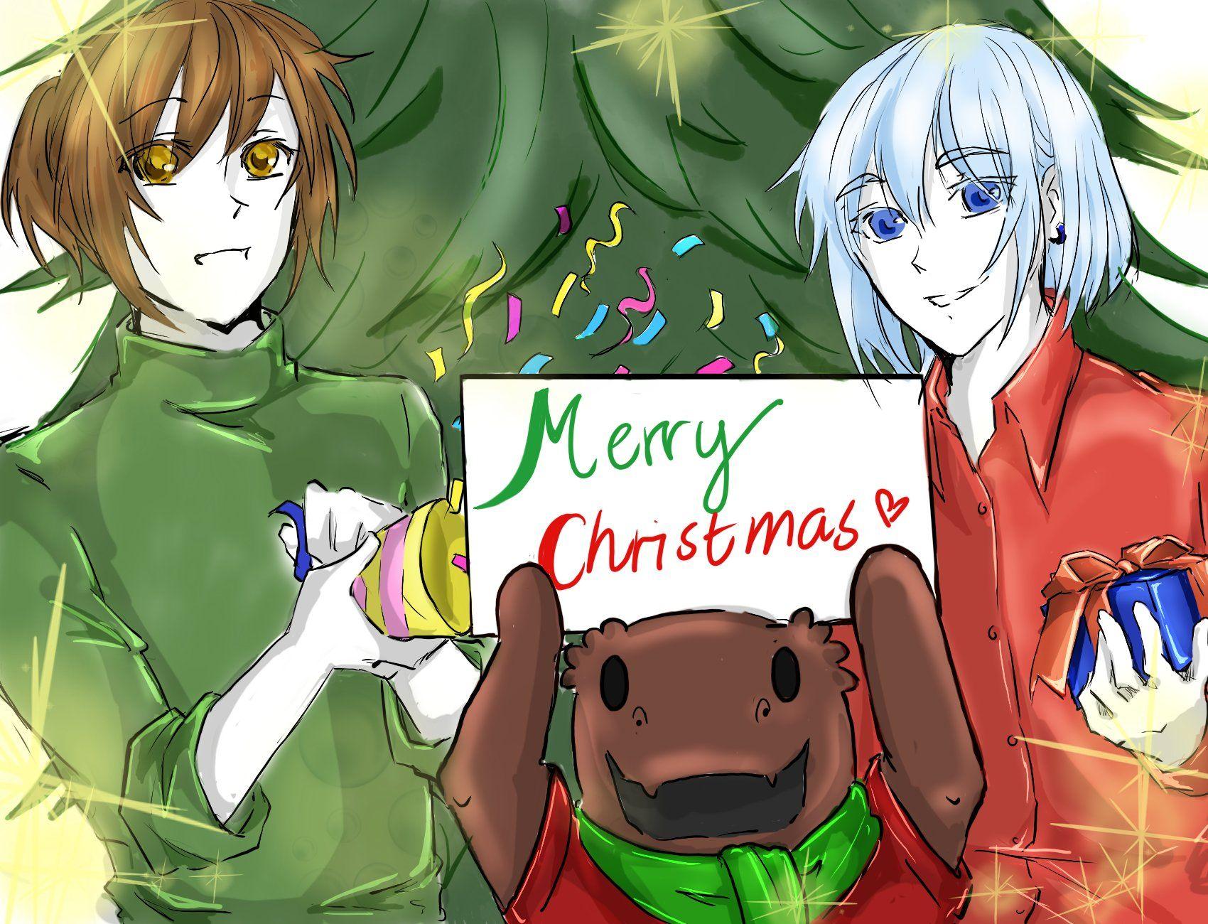 tog christmas tower kami anime
