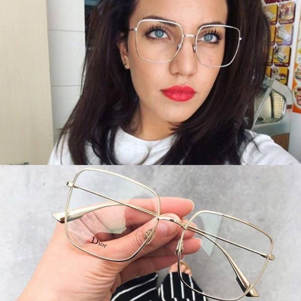 3af78f6103b04 Que tal apostar em um óculos de grau bem estiloso  O novo Dior Stellaire 1O  já é sucesso!  oticaswanny  dior  diorstellaire  stellaire1o