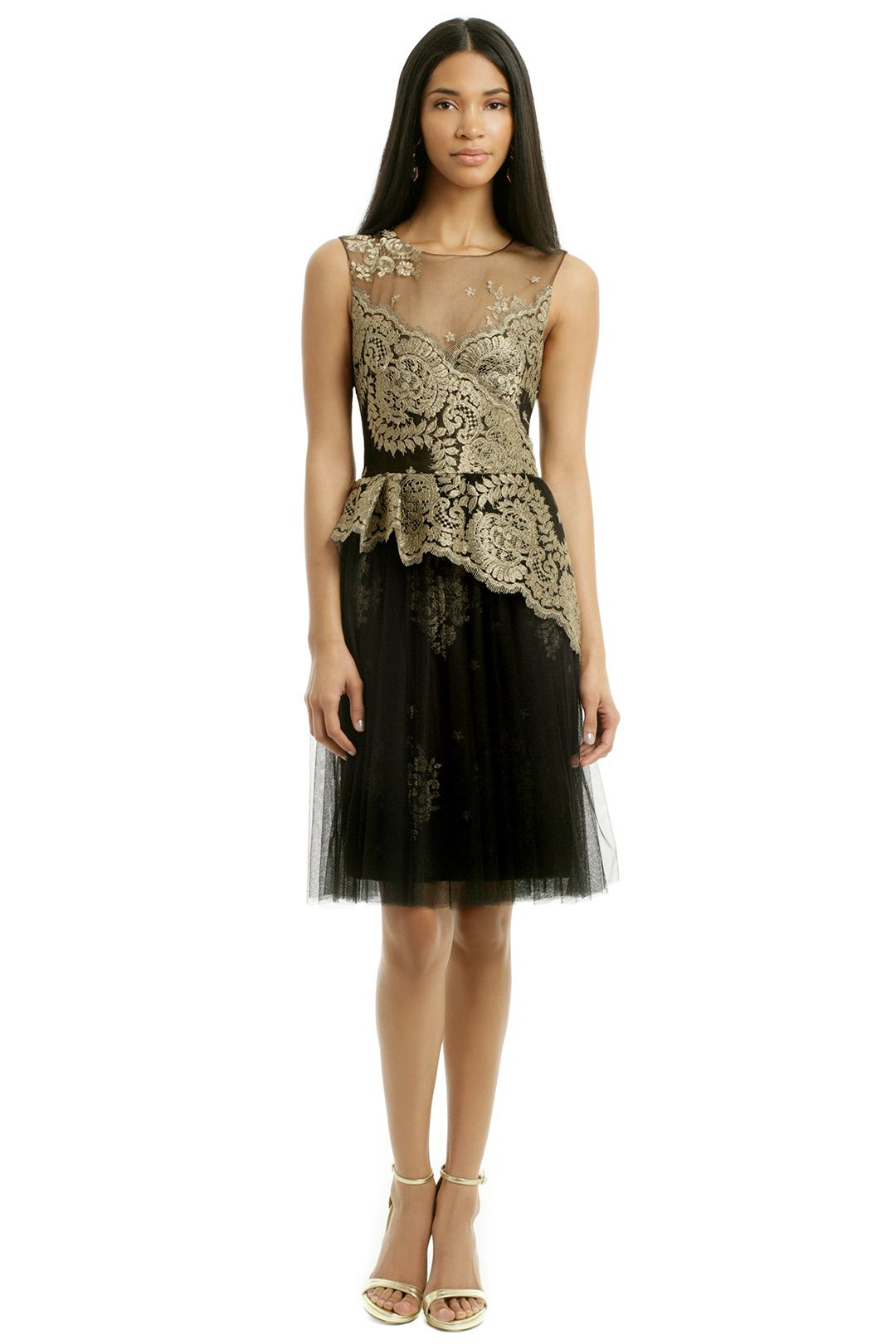 Laurel Dress by Marchesa Notte for $125 | Rent The Runway | This is ...