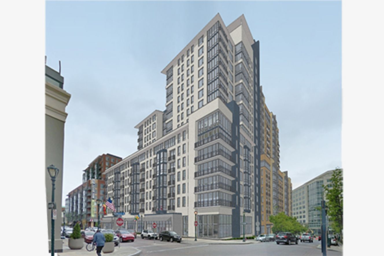 Residential Retail Project To Break Ground In Downtown Rockville Multifamily Property Management Residential Cambria Hotels