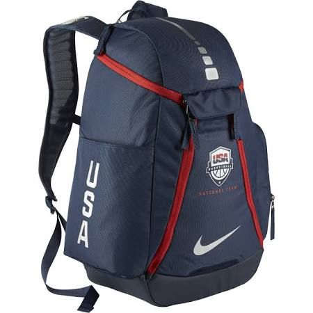 Nike Hoops Elite Max Air Team 2.0 Basketball Backpack (Blue)  a3f773937