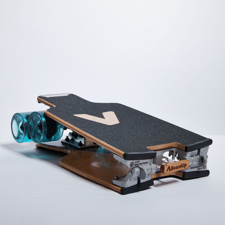 Pin On Folding Skateboard