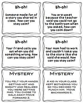 Anger Management Games To Teach Self Regulation In Counseling And Sel Lessons Anger Management Anger Management For Kids Anger Management Games