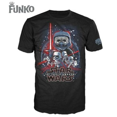 Funko POP! Tees Star Wars The Forces Awakens T-Shirt