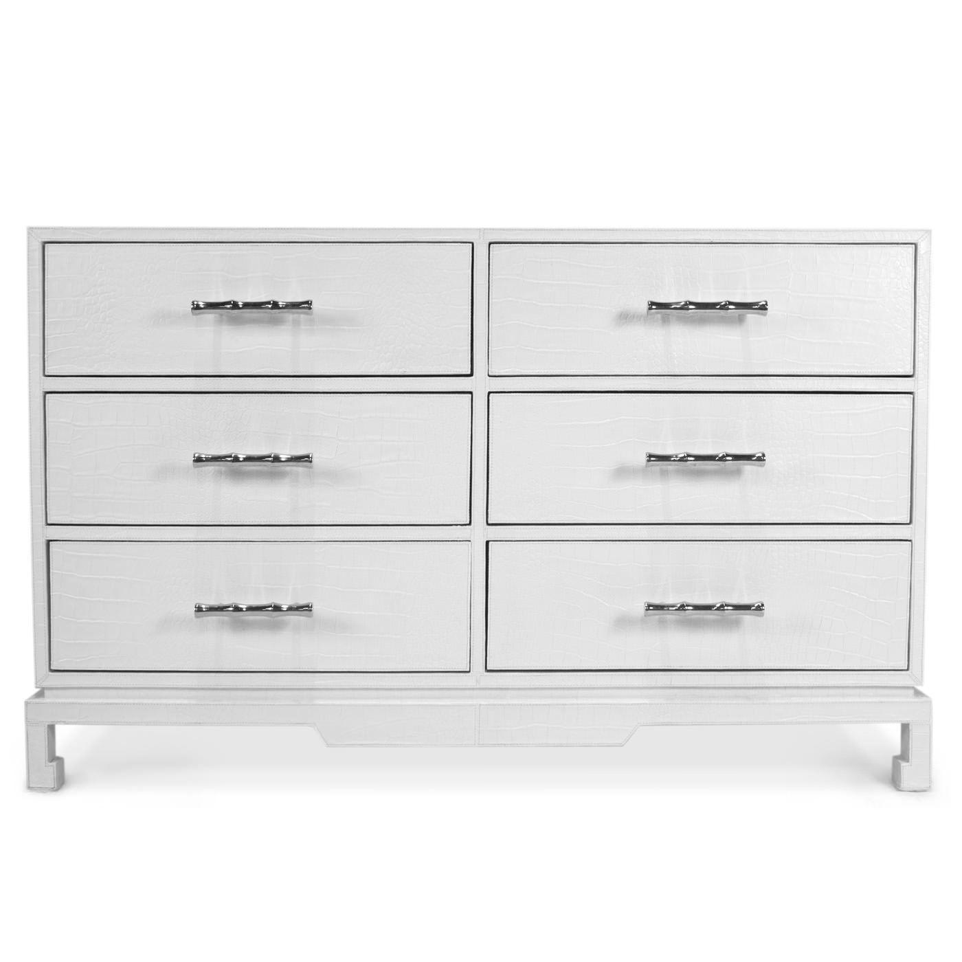 Modern Mid Century Dressers Cabinets And Shelving Preston Six Drawer Console Modern Dresser Dresser Drawers 6 Drawer Dresser [ 1400 x 1400 Pixel ]