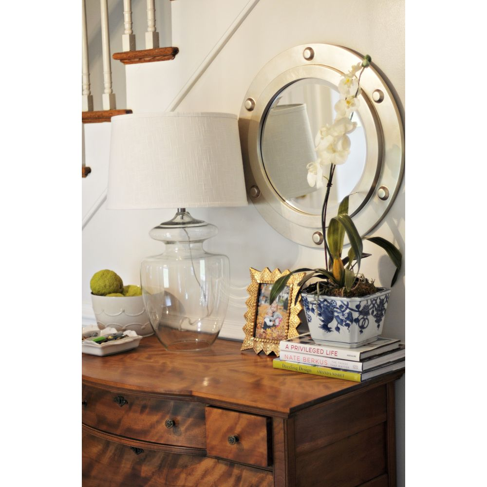Obion round weathered steel wall mirror overstock shopping obion round weathered steel wall mirror overstock shopping great deals on design craft amipublicfo Choice Image