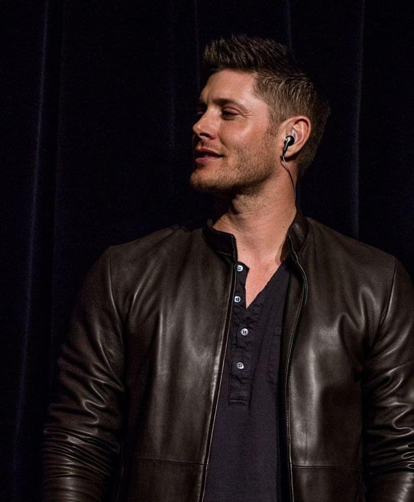 Fanpage On Instagram Jensenackles Jaredpadalecki Mishacollins Supernatural Spnfamily Spn Sam Dean Cass Samwi Misha Collins Leather Jacket Instagram [ 1034 x 853 Pixel ]