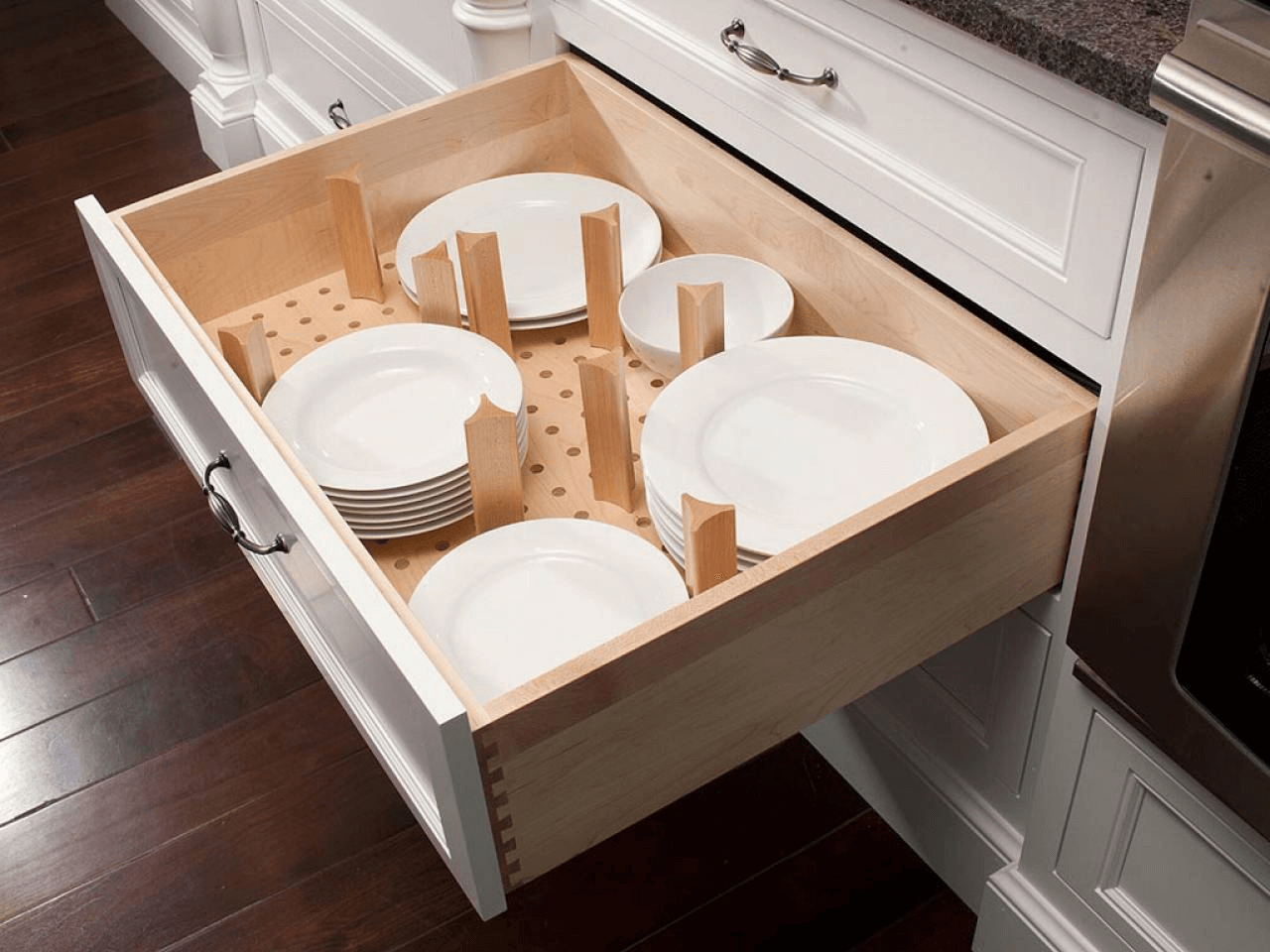 Kitchen Cabinet Drawer Bumpers Ci Mullet Cabinetry Kitchen Drawer Plate Dividers Kitchen Cabinet Storage Pegboard Kitchen Kitchen Cabinets Fittings