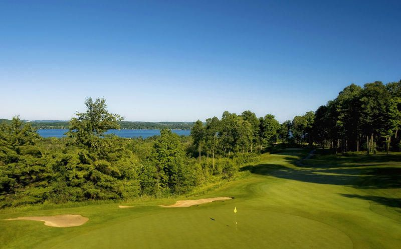 37++ Best golf courses traverse city mi viral