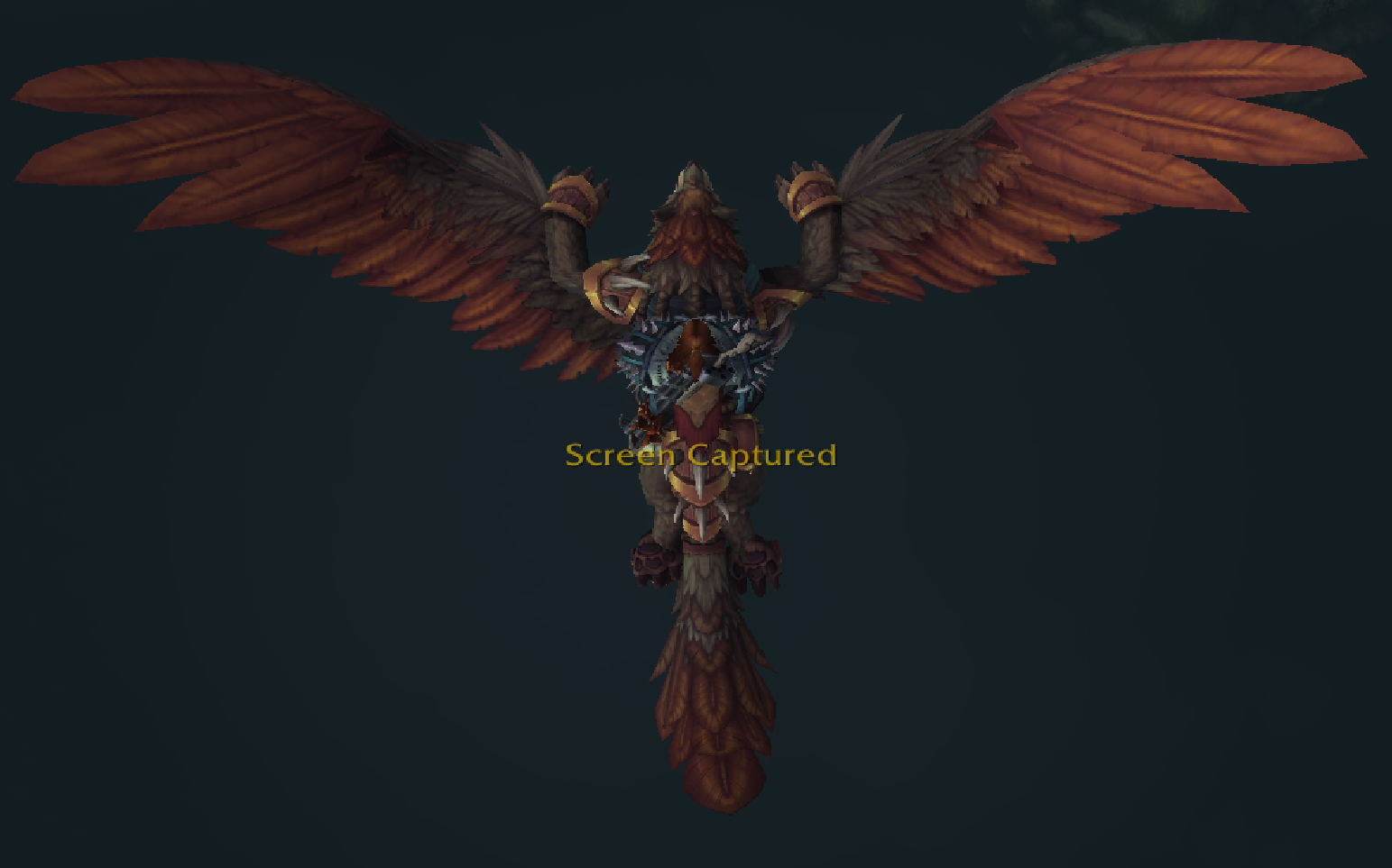 Quick Reminder That The Hunter Class Hall Mount Needs Its Wing Fixed