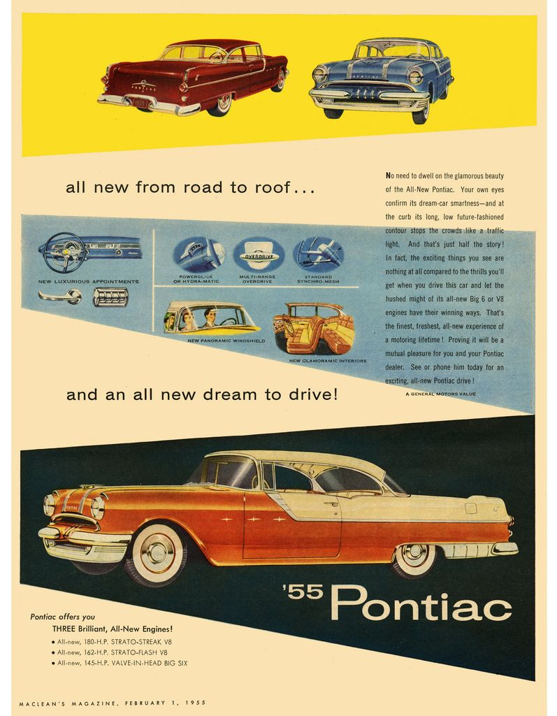 All New From Road To Roof Car advertising, Dream cars