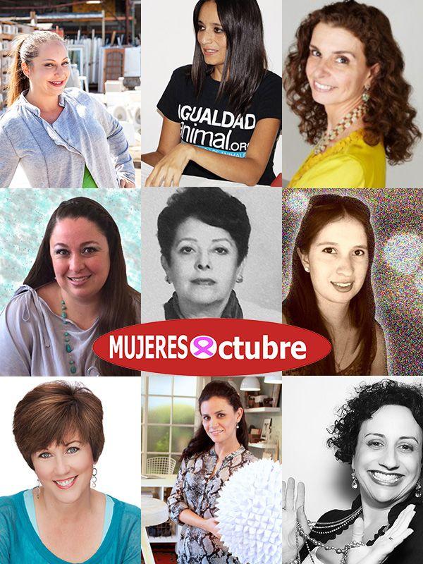 NACHOrganiza | Lo Relevante Mujeres De Octubre |