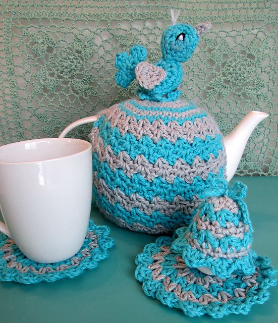 20+ Handmade Tea Cozy with Patterns | Hora del té, Teteras y Las horas