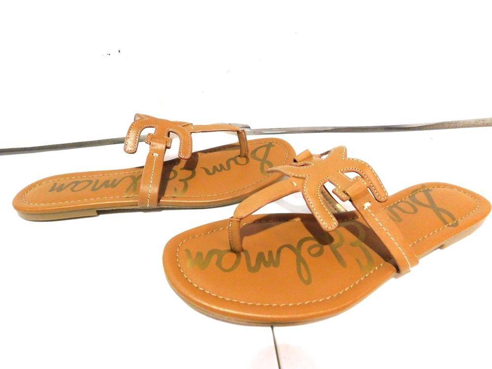 S 1367 Women S Sam Edelman Carter Sandals Size 8 5 W Fashion Clothing Shoes Accessories Womensshoes Sandals Ebay Link Sandals Miller Sandal Edelman