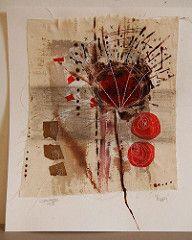 Poppy | by Christina Romeo - Painter -Portland Oregon