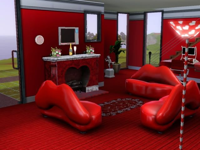 Forums Community The Sims 3 Living Room Inspiration Heart Shapes Room Inspiration
