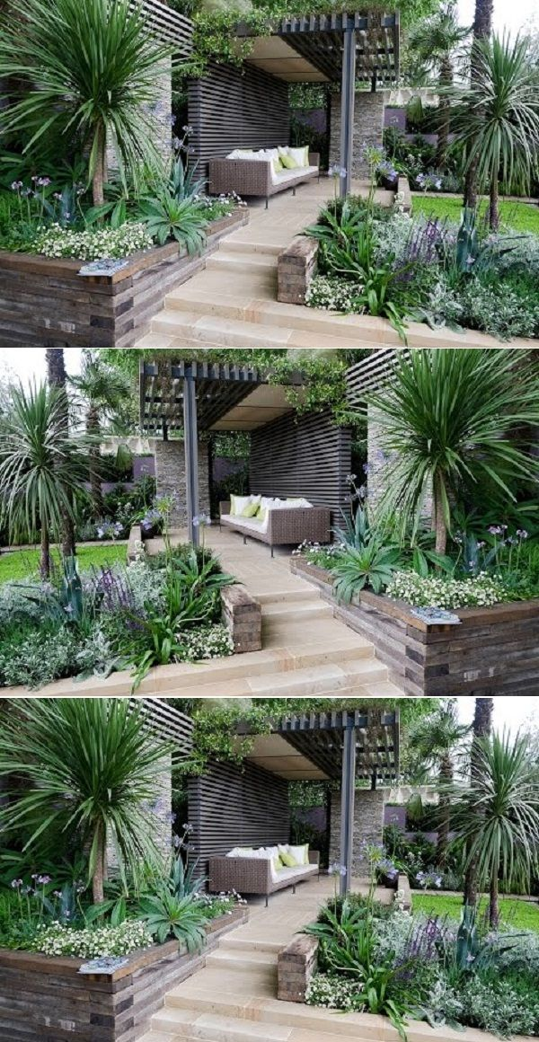 Home Garden Design Ideas #contemporarygardendesign