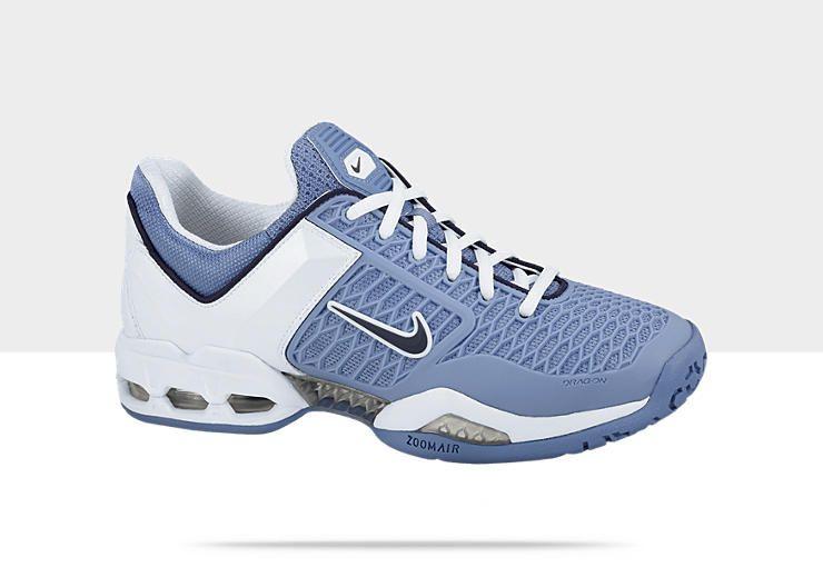 Nike Air Max Breathe Free II Women's Tennis Shoe   Blue My