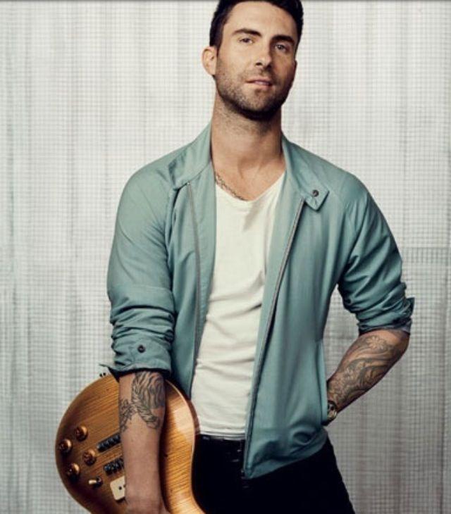 Adam Levine!!!!